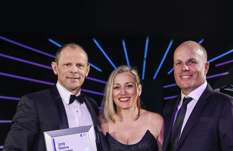 OzHelp honoured as a Telstra Business Awards National Finalist