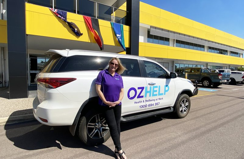 OzHelper profile: Tania takes on the NT one conversation at a time