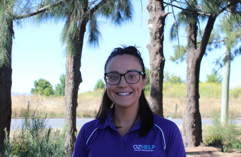 OzHelp Welcomes Carolyn Parish to the Team